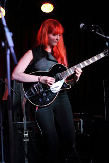 Lisa Wagner of the MonaLisa Twins